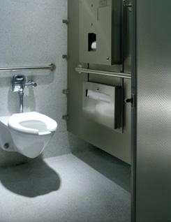 Division 10 Toilet Accessories