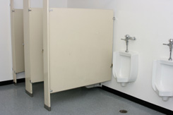 Division 10 toilet partitions for Knickerbocker bathroom partitions